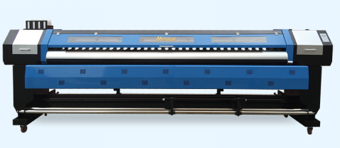 M32 3.2m Outdoor Large Format Eco Solvent Printer
