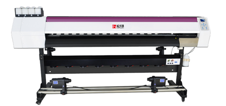 HY1600 1.6m High Quality Sublimation Paper Printer with Single DX5/5113